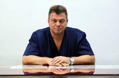 Conf. Dr. Călin Molnar